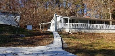 Maynardville TN Single Family Home For Sale: $179,900