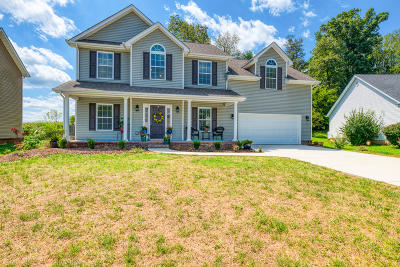 Maryville Single Family Home For Sale: 829 Mackenzie Drive