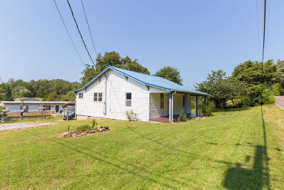 Knoxville Single Family Home For Sale: 8900 Pine Ridge Rd