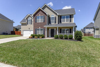 Maryville Single Family Home For Sale: 406 Frostview Lane