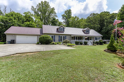 Maryville Single Family Home For Sale: 539 Old Piney Rd