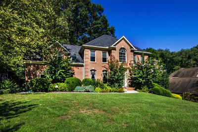 Knoxville Single Family Home For Sale: 816 Oconnell Drive