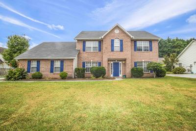Knoxville Single Family Home For Sale: 8525 Lawnpark Drive #U-1