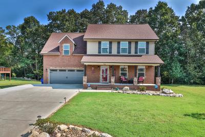 Knoxville Single Family Home For Sale: 7712 Lake Mountain Lane