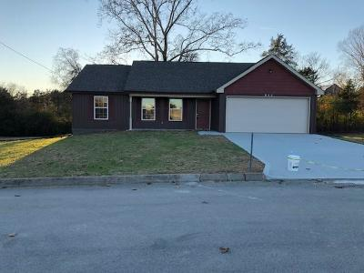 Maynardville TN Single Family Home For Sale: $154,900