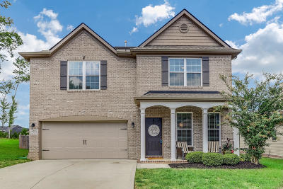 Knoxville Single Family Home For Sale: 12607 Sailpointe Lane