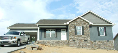 New Tazewell Single Family Home For Sale: Altina Circle