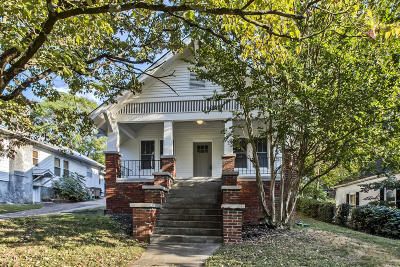 Knoxville Single Family Home For Sale: 1522 Branson Ave