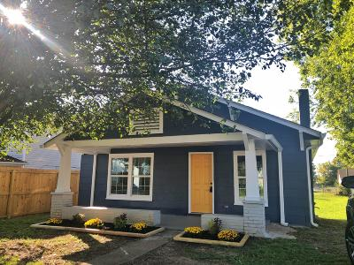 Knoxville Single Family Home For Sale: 418 Cedar Ave