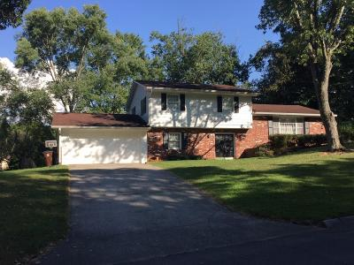 Oak Ridge Single Family Home For Sale: 126 Culver Rd