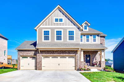 Knoxville Single Family Home For Sale: 10803 Hunters Knoll Lane