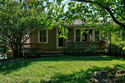 Knoxville Single Family Home For Sale: 5209 Tillery Rd