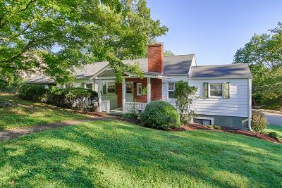 Knoxville Single Family Home For Sale: 2257 Hillsboro Hts
