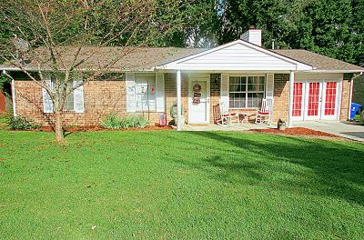Knoxville Single Family Home For Sale: 5419 Malachi Circle