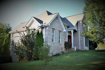Tazewell Single Family Home For Sale: 144 Links Court