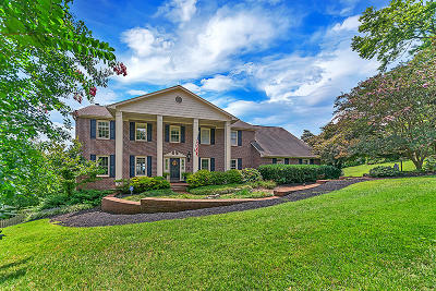 Knoxville Single Family Home For Sale: 11020 Calloway View Drive