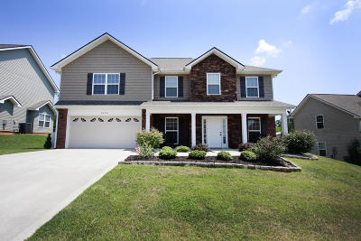Maryville Single Family Home For Sale: 1005 Brooklyn Lane