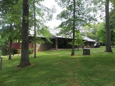 Knoxville Single Family Home For Sale: 203 E Hendron Chapel Rd