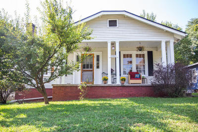Knoxville Single Family Home For Sale: 2333 Woodbine Ave