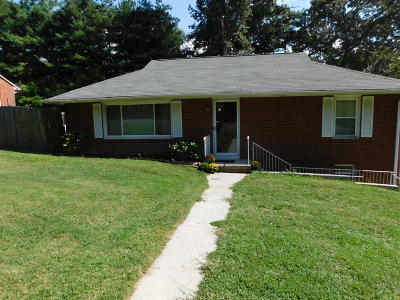 Anderson County Single Family Home For Sale: 313 Foust Carney Rd
