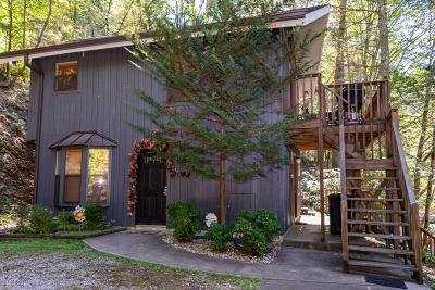 Sevierville Single Family Home For Sale: 1850 Creek Hollow Way