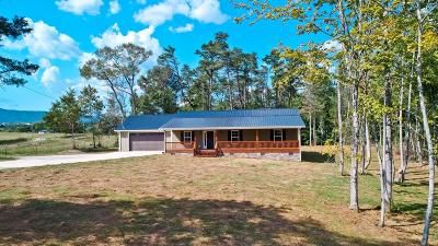 Cocke County Single Family Home For Sale: 199 Fancher Rd