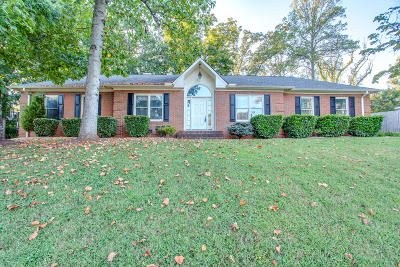 Knoxville Single Family Home For Sale: 8601 High Lark Lane