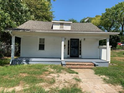 Knoxville Single Family Home For Sale: 2507 Washington Ave