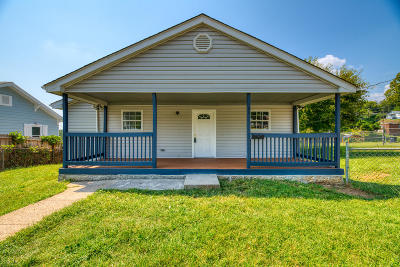 Knoxville Single Family Home For Sale: 1821 8th Ave