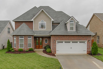 Knoxville Single Family Home For Sale: 1415 Penrose Terrace Lane