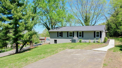 Maryville Single Family Home For Sale: 604 Weldon Drive