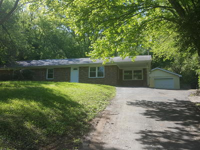 Knoxville Single Family Home For Sale: 1311 NW Rickard Drive