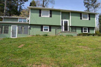 Knoxville Single Family Home For Sale: 8611 Foust Hollow Rd