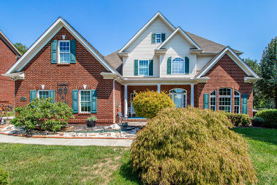 Knoxville Single Family Home For Sale: 1030 Andover View Lane