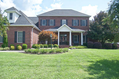 Maryville Single Family Home For Sale: 108 Charles Earl Lane