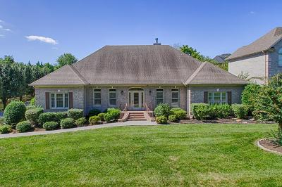 Knoxville Single Family Home For Sale: 743 Cabot Drive