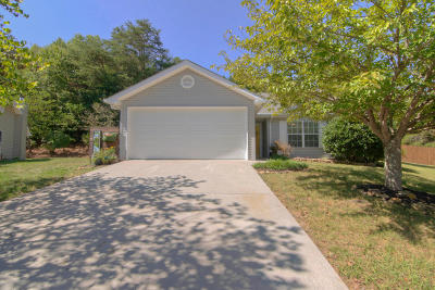 Knoxville Single Family Home For Sale: 9326 Wells Station Rd