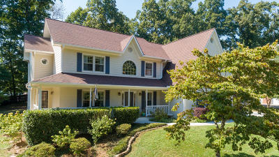 Knoxville Single Family Home For Sale: 10229 Tan Rara Drive