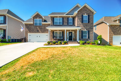 Knoxville Single Family Home For Sale: 2667 Sweeping Rain Lane
