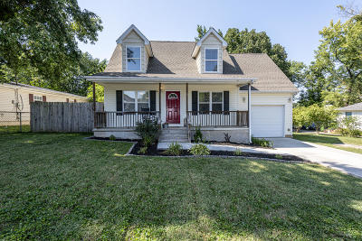 Maryville Single Family Home For Sale: 1409 Monroe Ave