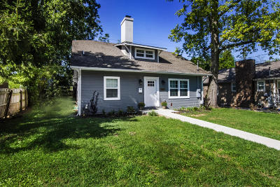 Knoxville Single Family Home For Sale: 2621 Fairview St