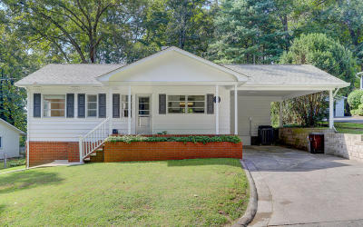 Anderson County Single Family Home For Sale: 157 California Ave