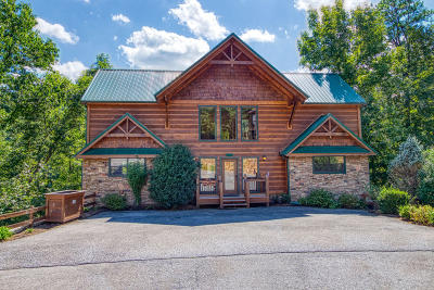 Log Homes for Sale in East Tennessee, TN