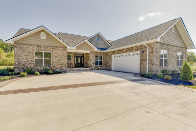 Sevierville Single Family Home For Sale: 1929 Pattons Way