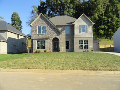 Knoxville Single Family Home For Sale: 10664 Bald Cypress Lane