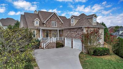 Knoxville Single Family Home For Sale: 2608 Beaver Trace Lane