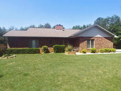 Sevierville Single Family Home For Sale: 1533 Canterbury Downs Rd