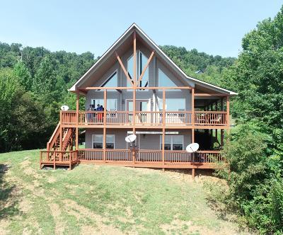 New Tazewell Single Family Home For Sale: 186 Timber Creek Rd
