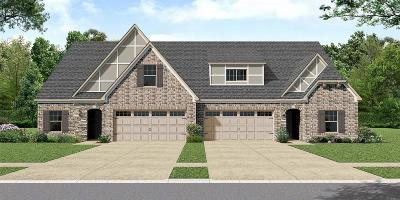 Knoxville Single Family Home For Sale: 2667 Sugarberry Road (Lot 160)