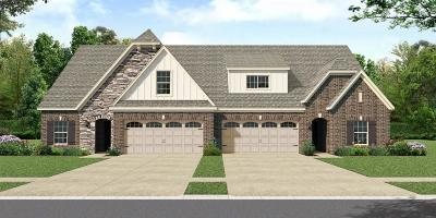 Knoxville Single Family Home For Sale: 2659 Sugarberry Road (Lot 158)